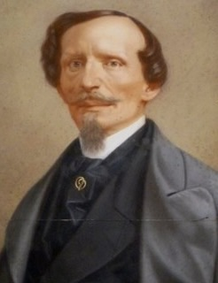 Winemaker and politician Bettino Ricasoli