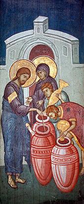 Rượu vang trong Kito Giáo