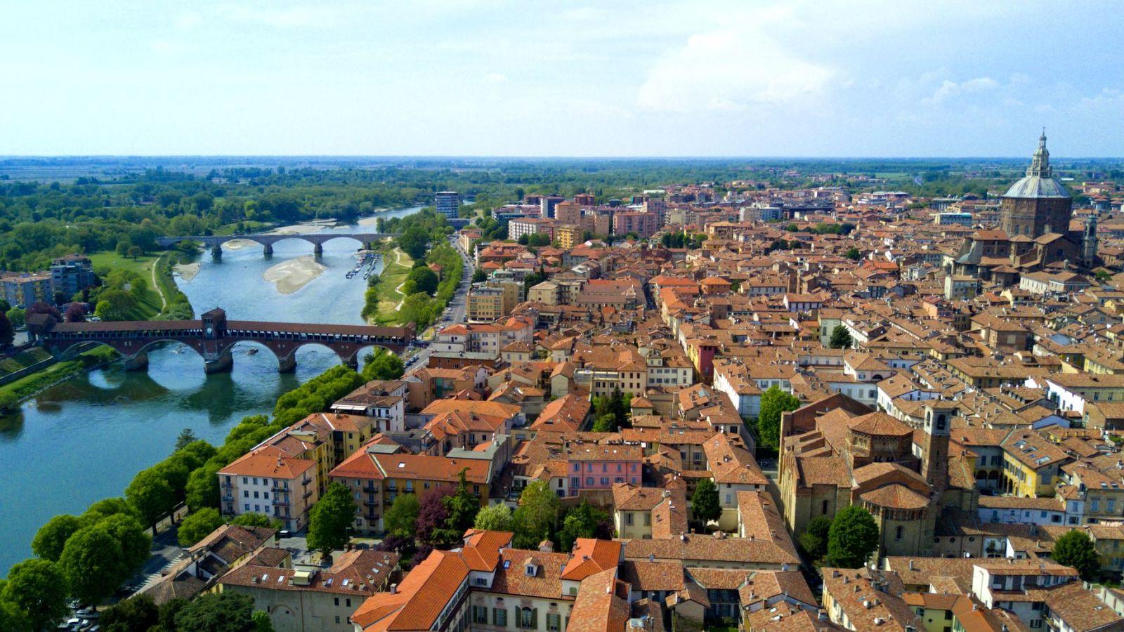 Lombardia city