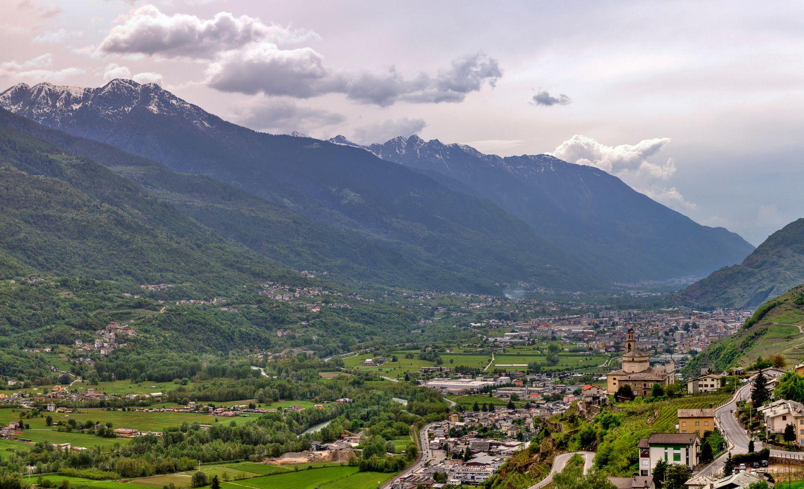 Khu vực: Valtellina Superiore và Sforzato