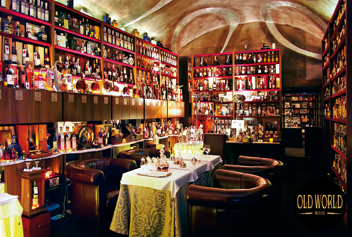 Rượu Cognac là gì