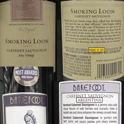 Rượu vang giả vờ là một cái gì đó không phải là họ