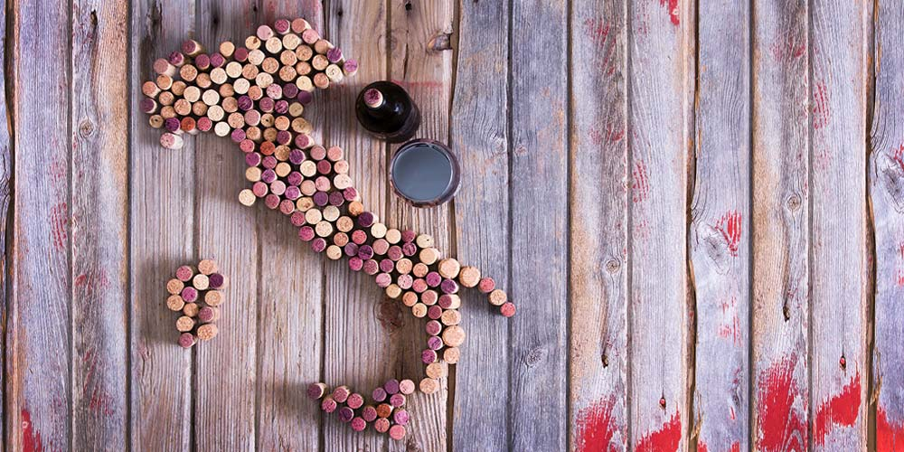 Sự khác biệt giữa DOC, DOCG, IGT Và các loại rượu vang Ý khác