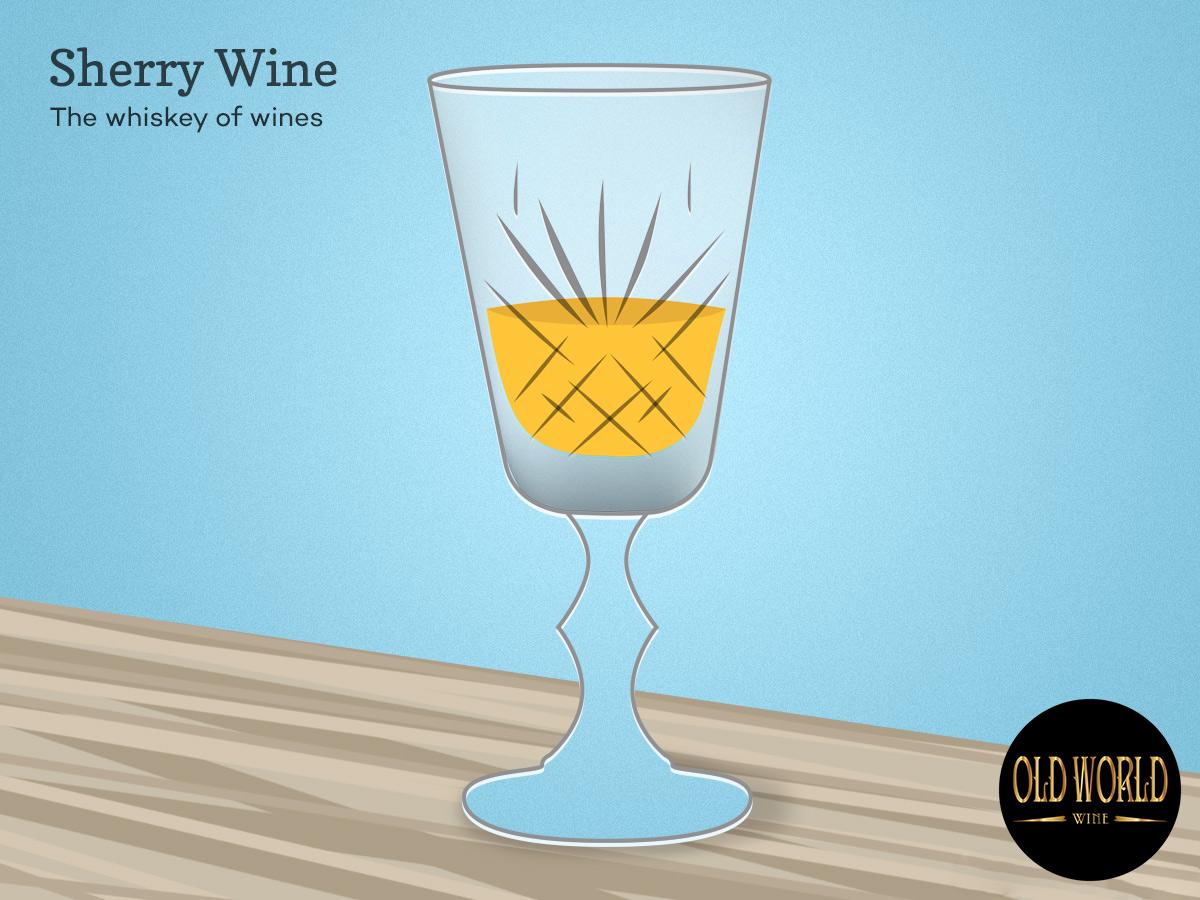 Hướng dẫn về rượu Sherry