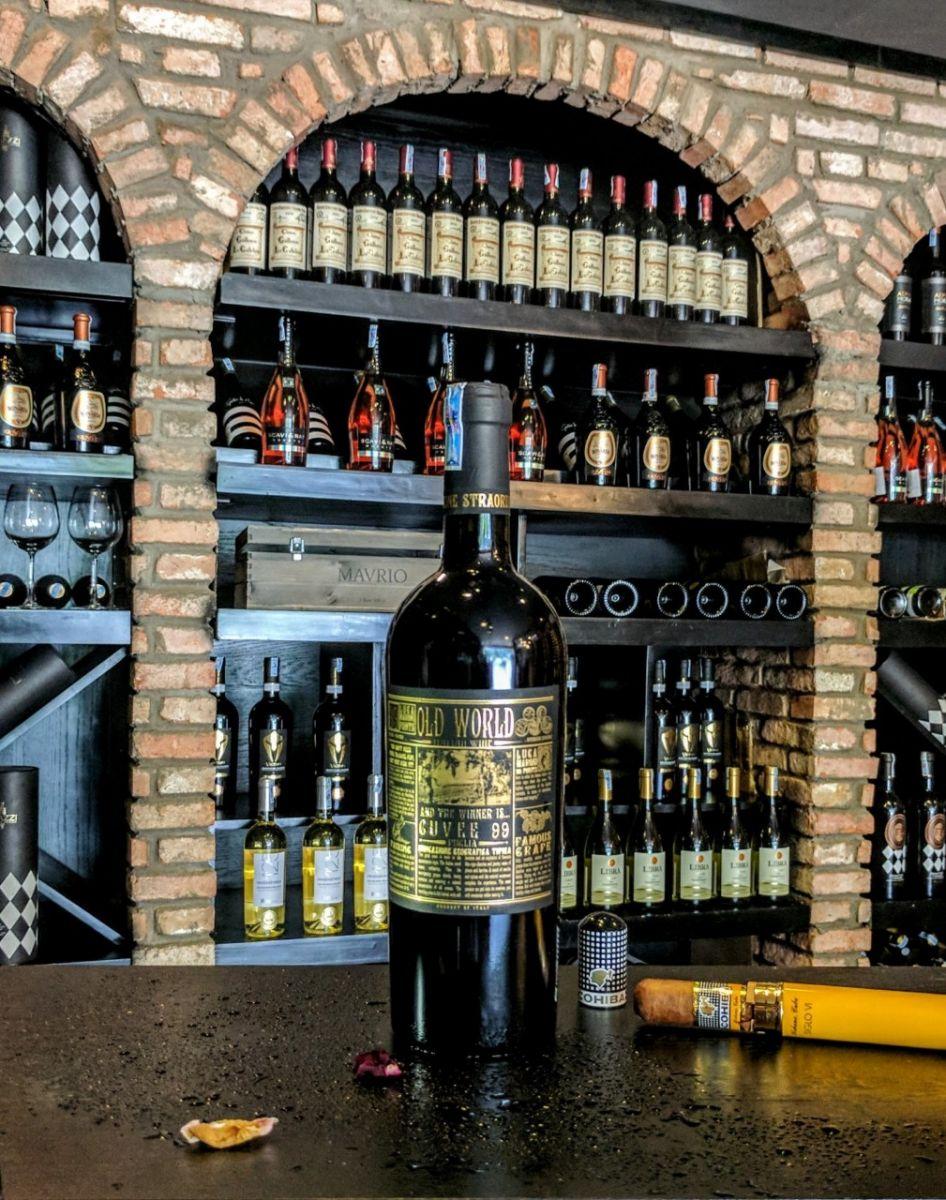 bảng giá rượu vang old world wine
