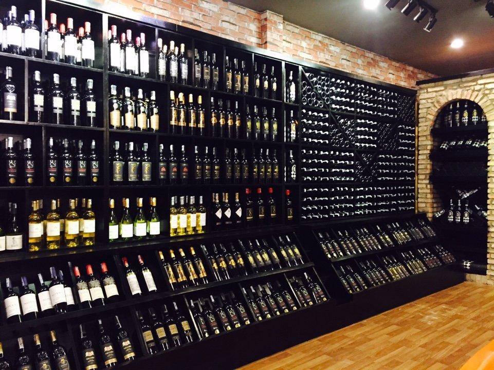Mua rượu vang ngon ở đâu tại tphcm