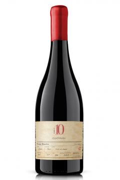 Rượu vang đỏ Chile 10 Gran Reserva Syrah Carmenere
