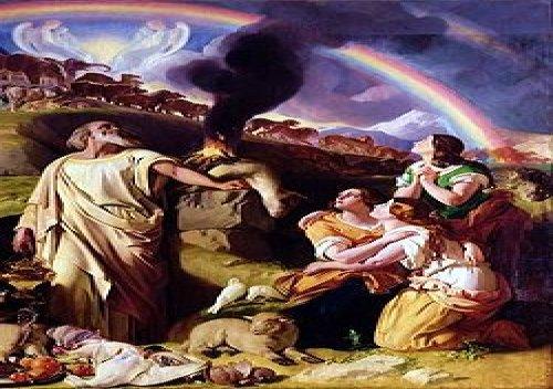 Câu chuyện ông Noah, người đầu tiên phát hiện và làm rượu vang trong kinh thánh