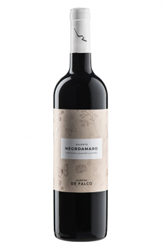 Rượu vang đỏ Ý Cantine De Falco Negroamaro Salento IGP