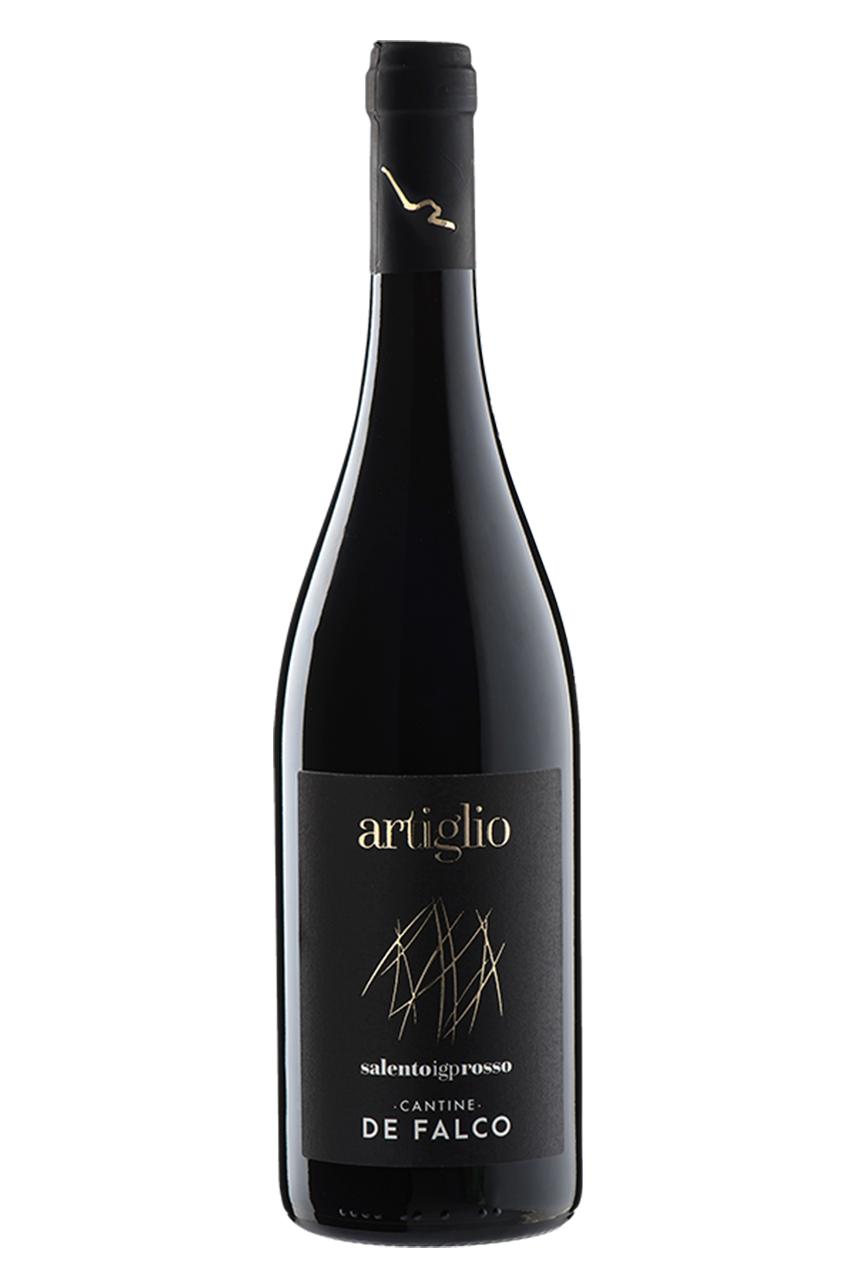 Rượu vang đỏ Ý - Cantine De Falco Artiglio Rosso