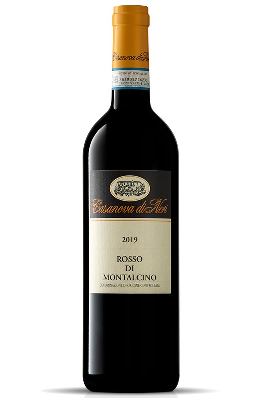 Rượu vang Casanova di Neri Rosso Di Montalcino 2015
