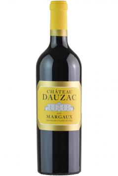 Rượu vang Chateau Dauzac Margaux Grand Cru Classés 2017