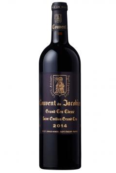 Rượu vang Chateau Jacobin 2014