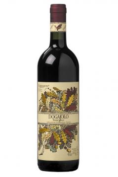 Rượu vang đỏ Ý Dogajolo Toscano Rosso I.G.T