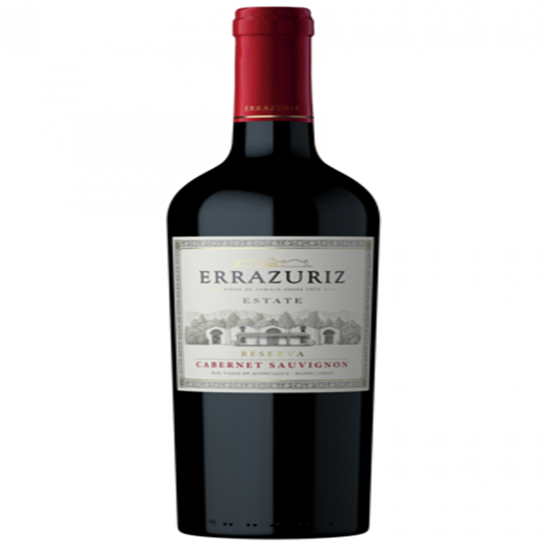 Rượu vang Errazuriz Estate Reserva Cabernet Sauvignon
