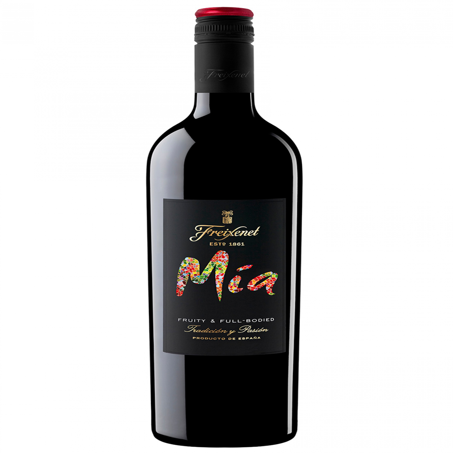 Rượu vang Freixenet Mia Red Fruity & Full Bodied