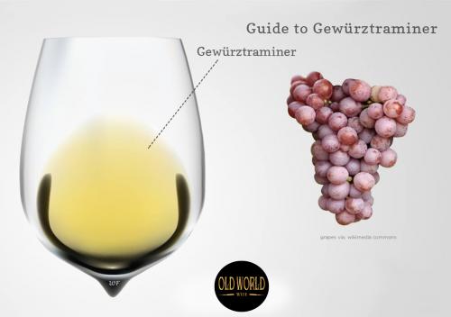 Gewürztraminer là gì? Tìm hiểu thông tin về rượu vang Gewürztraminer