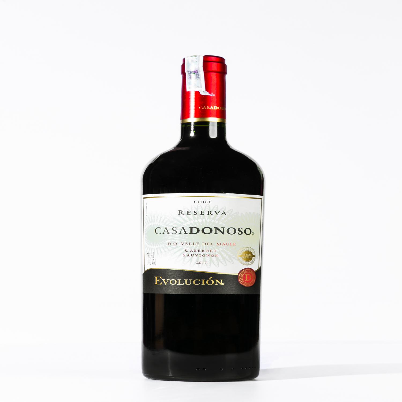 Rượu vang đỏ ChiLe – CASADONOSO Evolución Reserva Cabernet Sauvignon