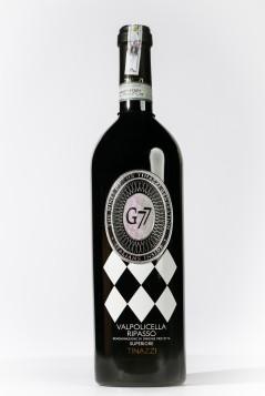 Siêu Phẩm rượu vang Ý - G77 Valpolicella Superiore Ripasso