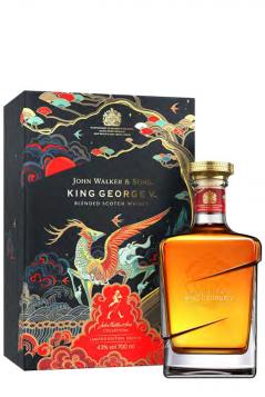 Rượu John Walker & Sons King George V - Hộp quà tết 2022