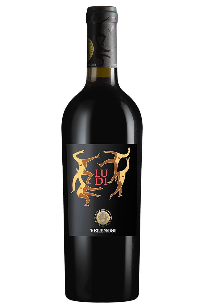 Rượu vang đỏ Ý Ludi Velenosi DOCG