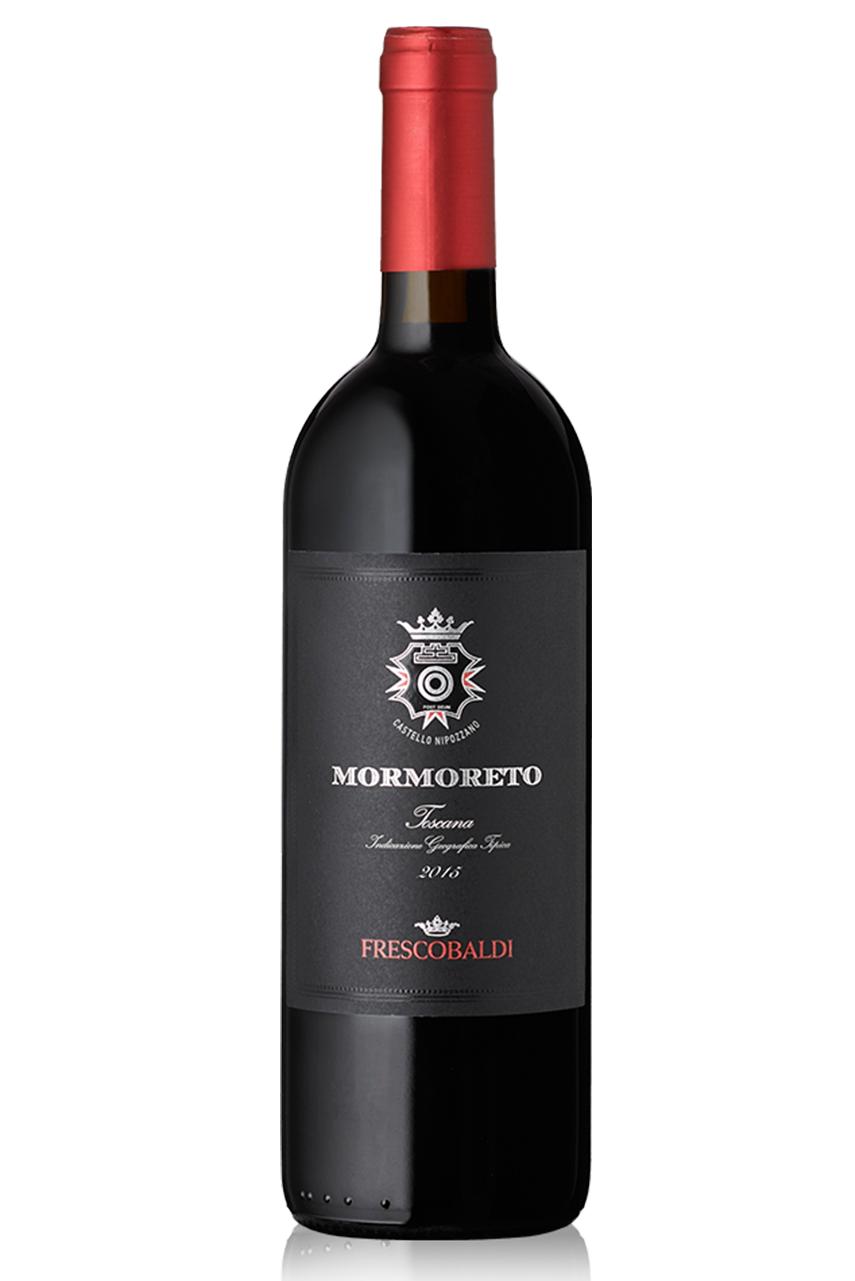 Rượu vang đỏ Ý Mormoreto Nipozzano Frescobaldi