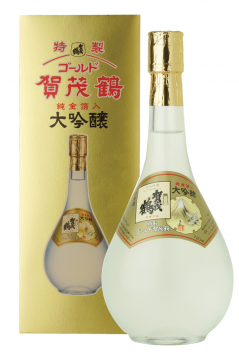 Rượu Sake Kamotsuru Daiginjo Gold 720ml