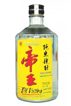 Rượu shochu đế vương nhãn vàng 750ml