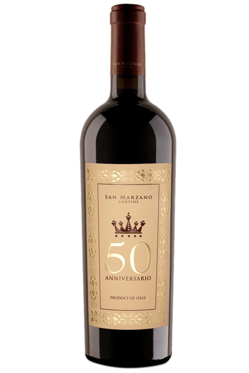 Rượu vang 50 Anniversario Cuvee Cinquantenario Vino Rosso d'Italia