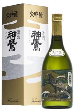 Rượu Sake Diaginjo Kamitaka