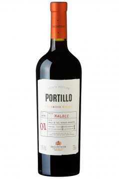 Rượu vang Salentein Portillo Malbec