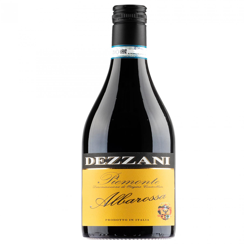 Rượu vang Dezzani Albarossa
