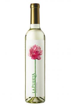 Rượu vang trắng ngọt La Puerta Dulce Natural