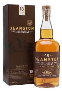 Rượu Deanston Single Malt Scotch Whisky 18 năm