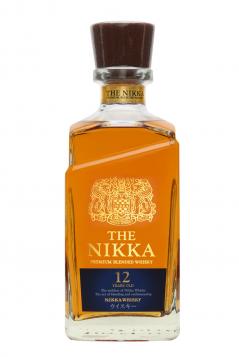 Rượu The Nikka 12 năm 43% 700ml