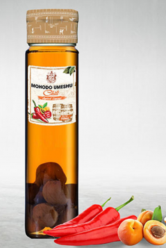 Rượu mơ Mohodo Umeshu Chile Ớt 700ml
