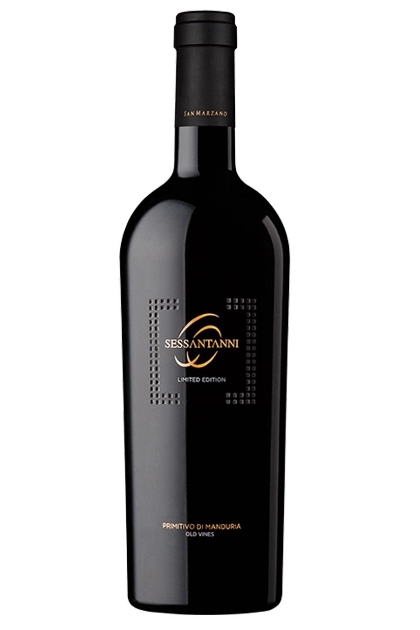 Rượu vang 60 Sessantanni Limited Edition