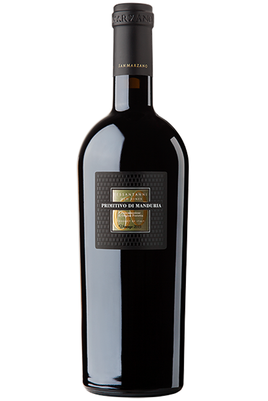 Rượu vang 60 Sessantanni Primitivo di Manduria