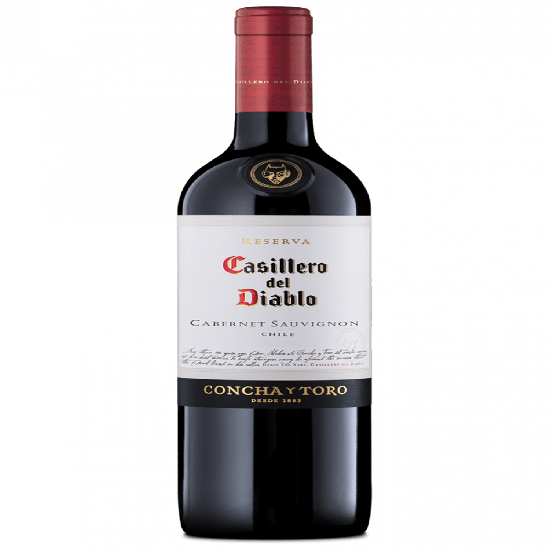 Rượu vang Casillero Del Diablo Reserva Cabernet Sauvignon