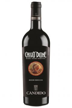 Rượu vang Cassio Dione Primitivo di Manduria