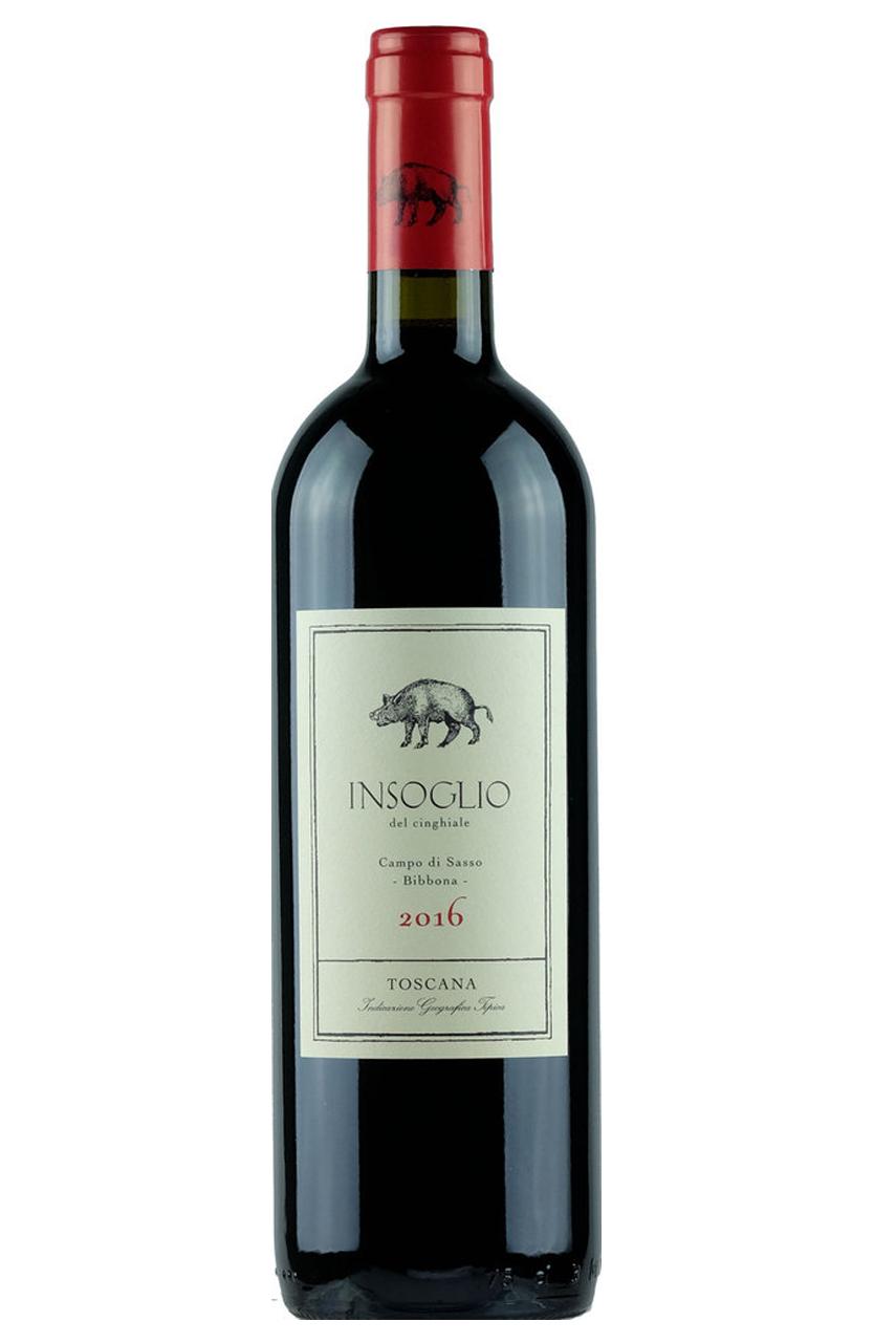 Rượu vang Insoglio del cinghiale - Tenuta Campo di Sasso