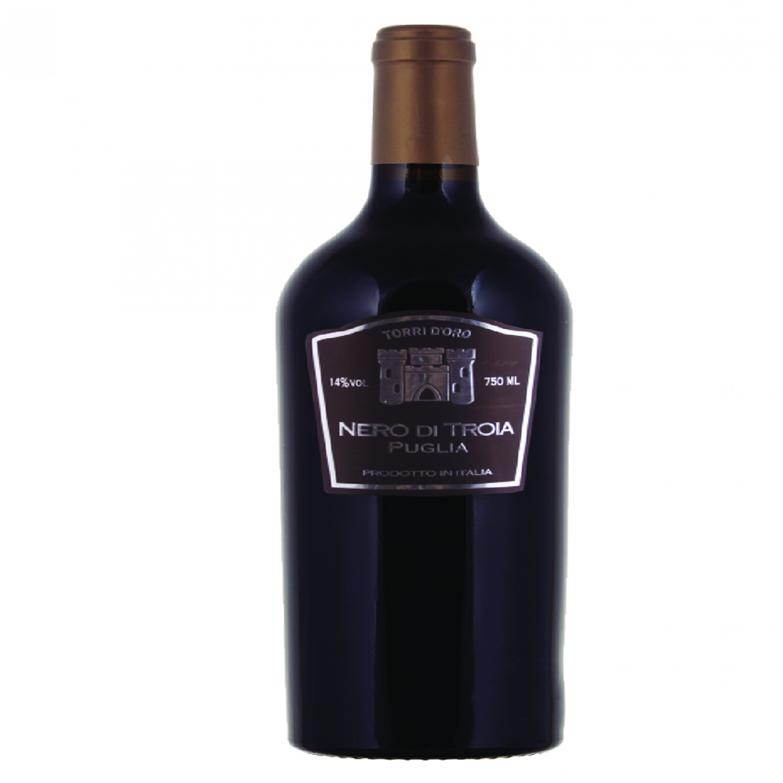 Rượu vang Nero di Troia Puglia Torri D'oro