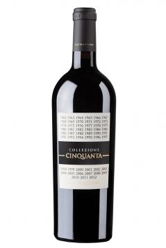 Rượu vang đỏ Ý COLLEZIONE CINQUANTA