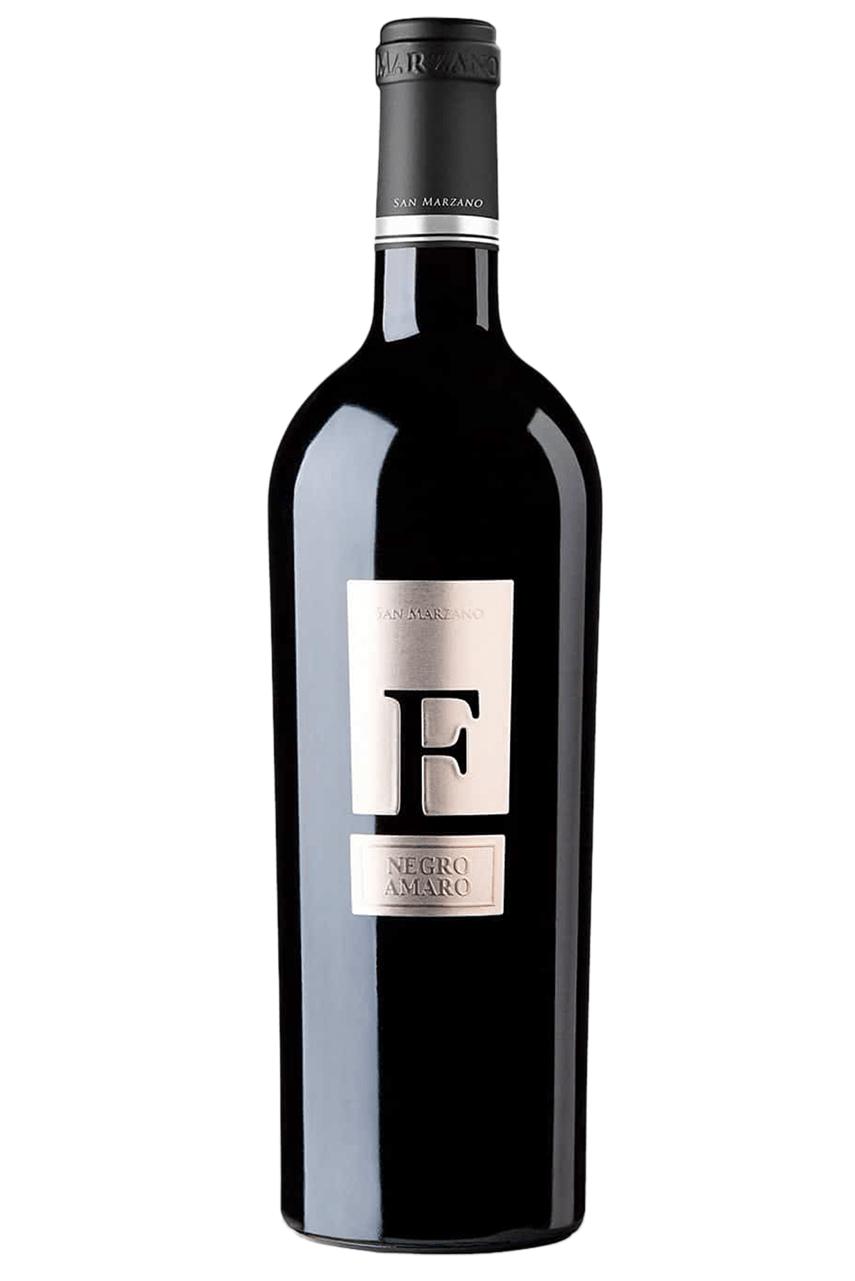 Rượu vang đỏ Ý F NEGROAMARO Cantine di San Marzano