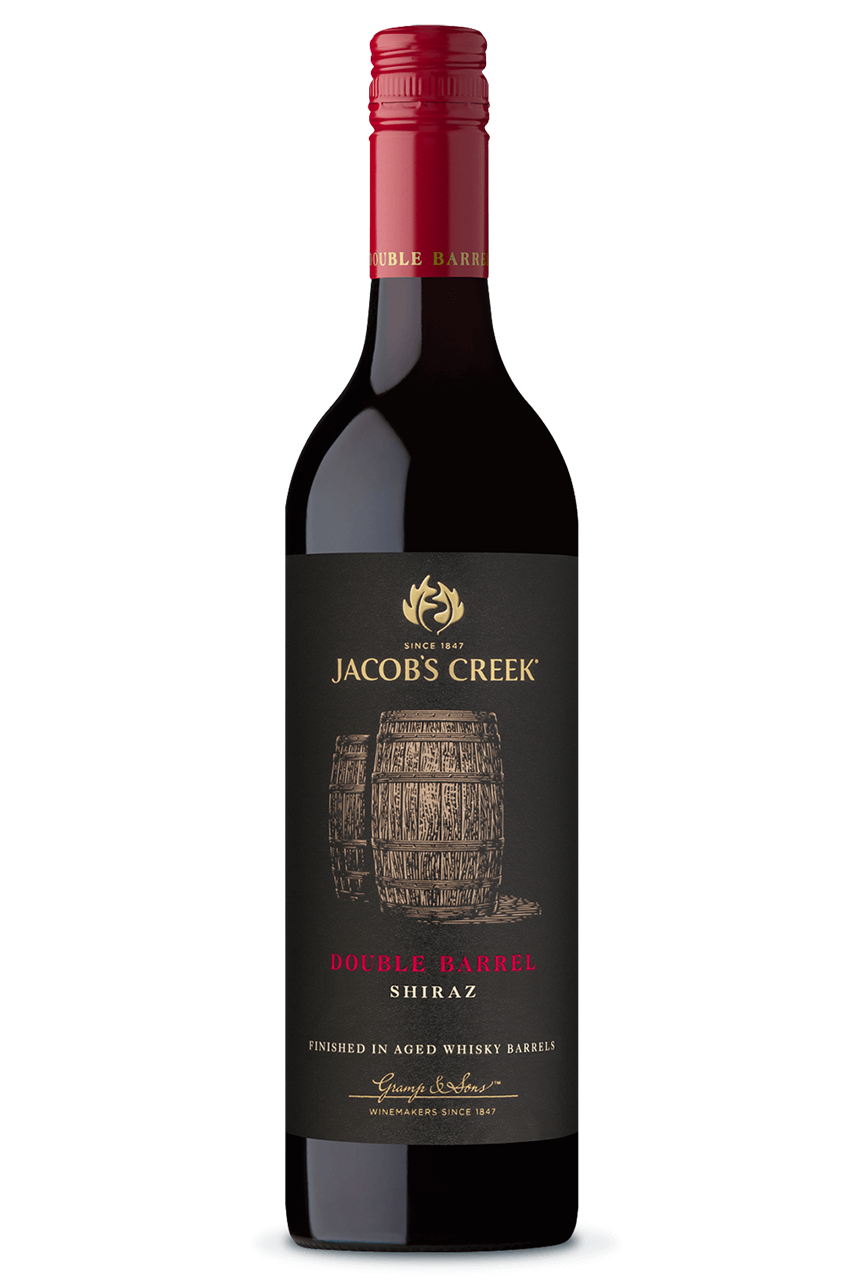 Rượu vang Jacob's Creek Double Barrel Shiraz