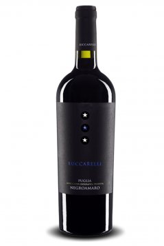 Rượu vang Luccarelli Rosso Puglia