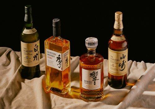 Tìm hiểu về rượu whisky Nhật Bản