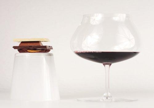 Rượu vang nào kết hợp tốt với sô cô la?